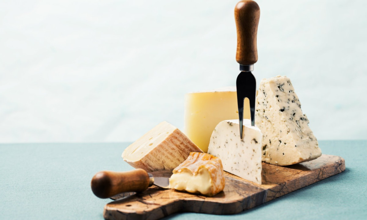 Wide Assortments of Imported and Local Cheeses