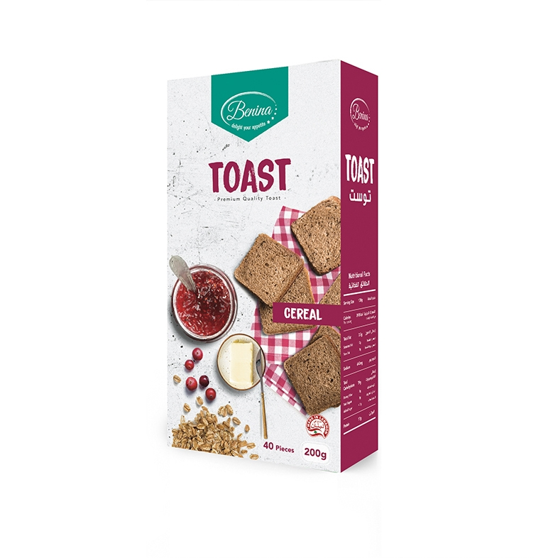 Cereal Toast