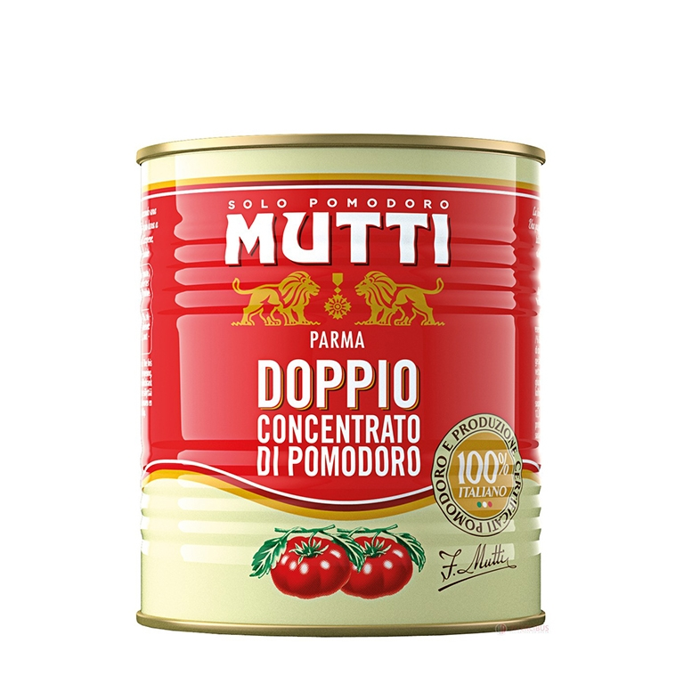 Double Concentrated Tomato Paste