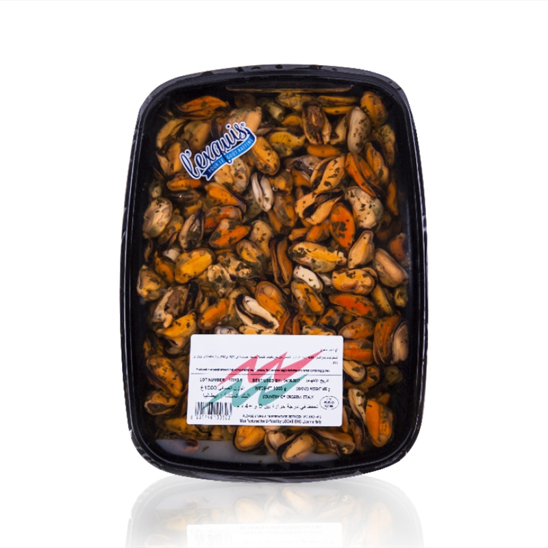 Spanish Mussels 1kg
